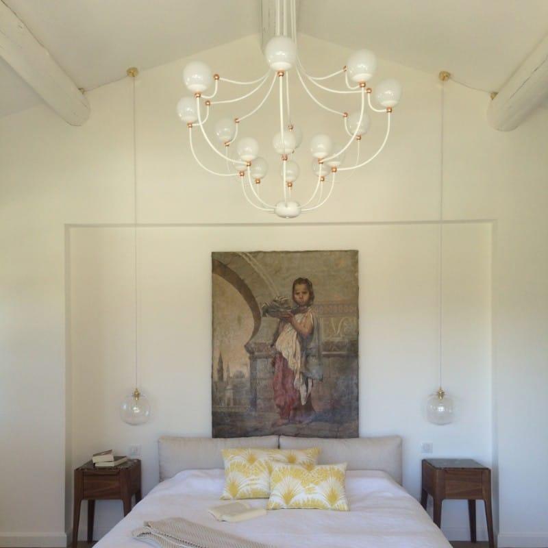 Lampadario camera da letto - MM Lampadari